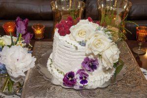 Wedding Cake for Hadley _ Chris' Wedding