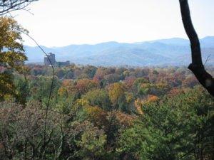 Asheville Fall Foliage
