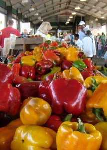 NC farmers market