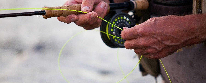 fly fishing western nc