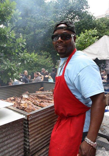 2015 Blue Ridge Barbeque Festival