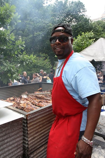 2015 Blue Ridge Barbeque Festival