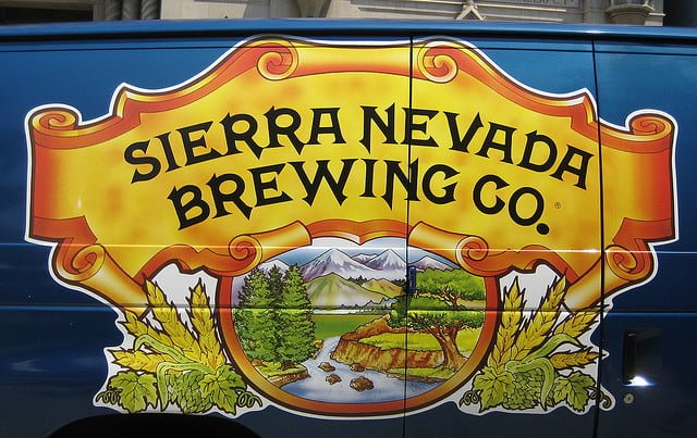 Sierra Nevada brewery tour