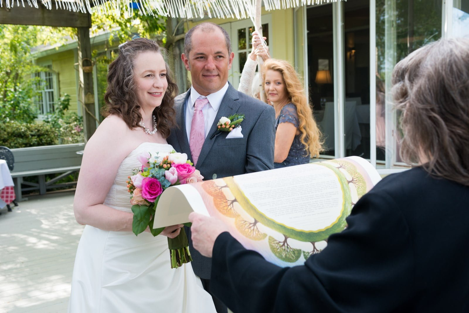 NC Mountain Elopement Package at The Orchard Inn