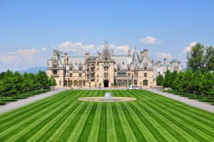 Biltmore Estate - places to visit in Asheville, NC