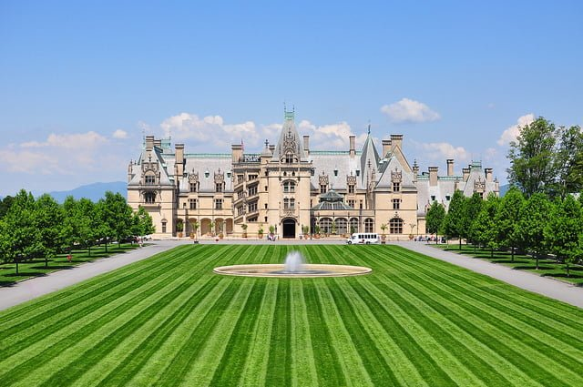 Biltmore Estate Places To Visit In Asheville Nc