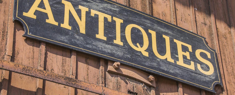 Asheville Antique Shops