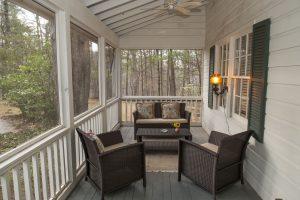 Laurel Cottage Front Porch
