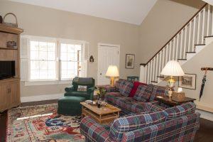 Laurel Cottage Living Room