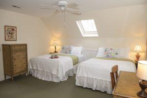 Laurel Cottage Upstairs bedroom