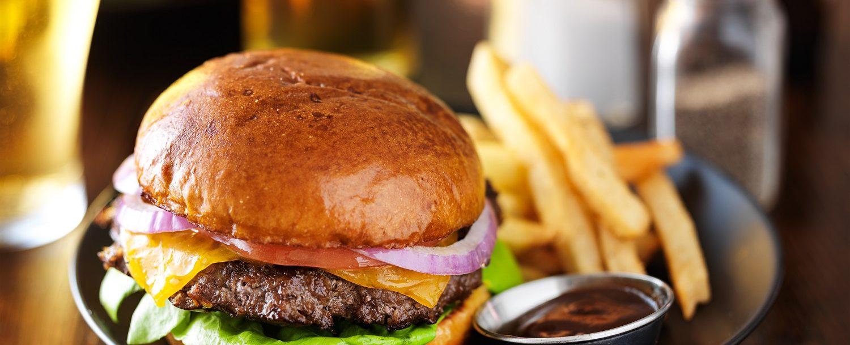 Binion S Roadhouse Has Great Burgers Steaks Bbq