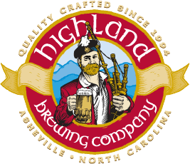 highland brewing company logo