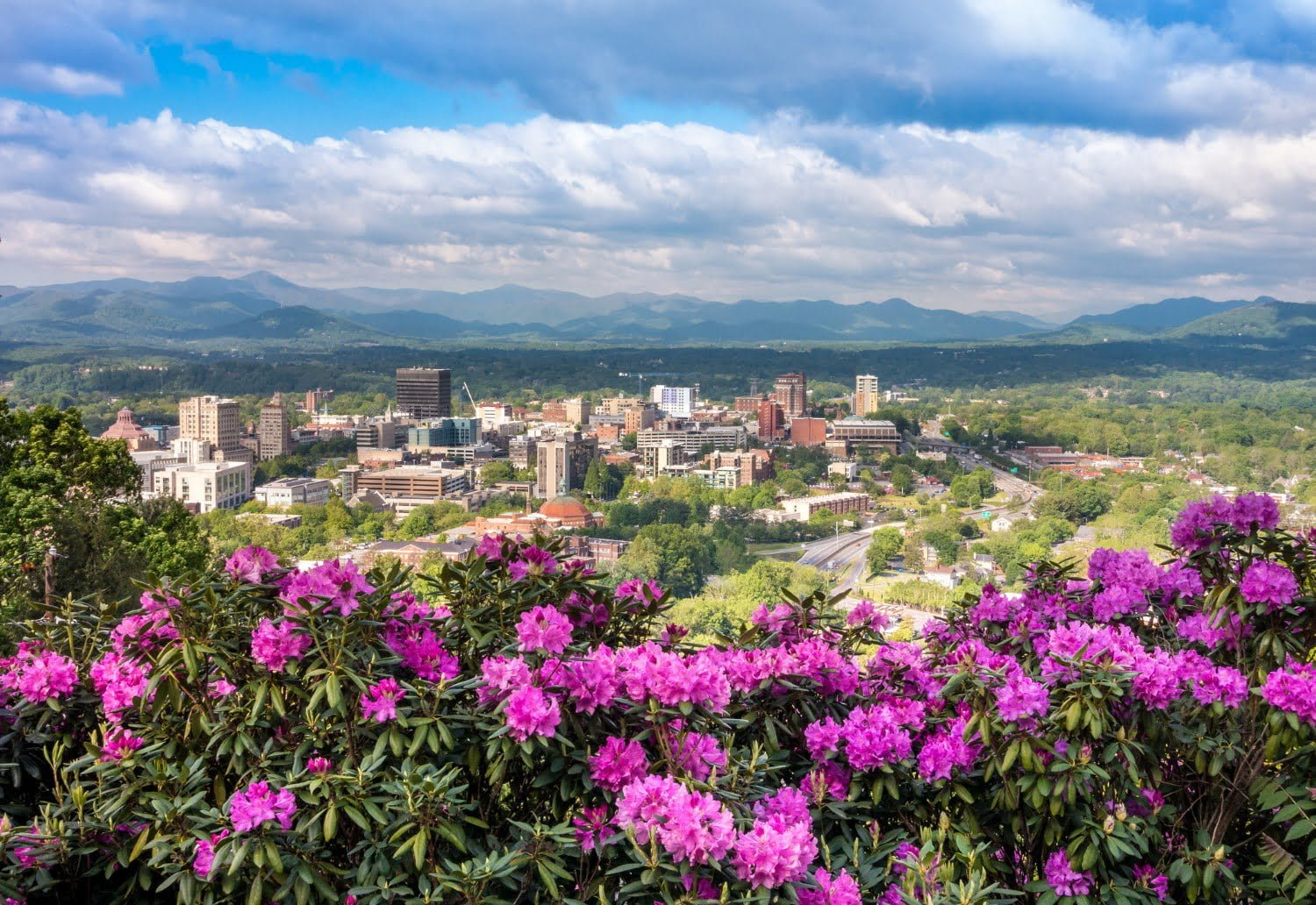 asheville in the spring, Things to Do in Western NC