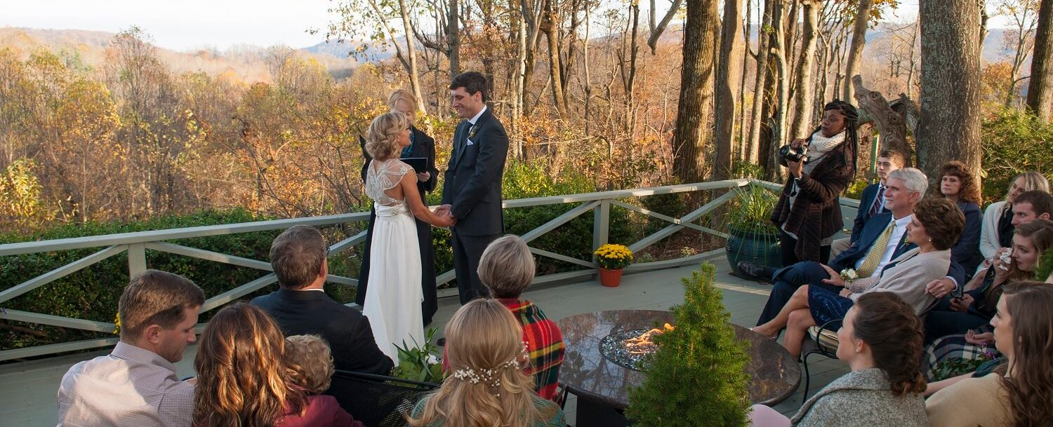 Western Nc Mountain Wedding Venue Orchard Inn