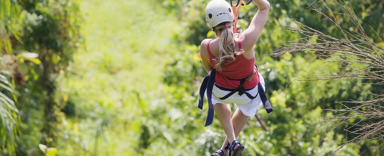 Green River Adventures zipline