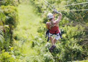 Green River Adventures zipline