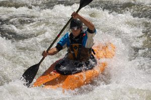 kayaking in Western NC