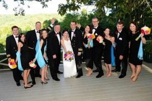 NC Large Group Wedding Package