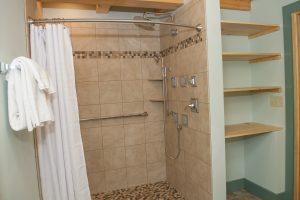 MVW Shower