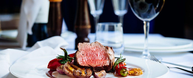 steak at one of the Best Restaurants in Western North Carolina