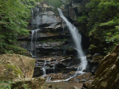 Big Bradley Falls WNC