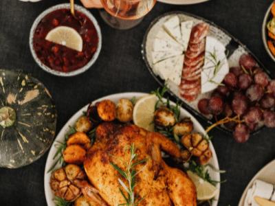 thanksgiving dinner orchard inn