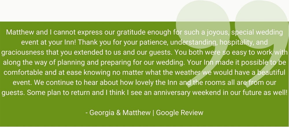 matthew and georgia review part 2